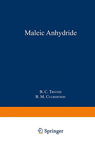 9780306409295: Maleic Anhydride