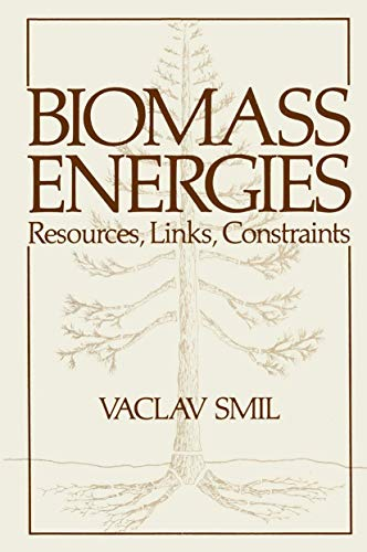 9780306413124: Biomass Energies: Resources, Links, Constraints