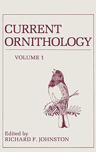 9780306413391: Current Ornithology Volume 1 (Current Ornithology)