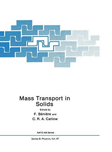 Mass Transport in Solids: F. B�ni�re