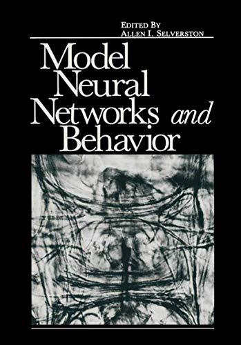 9780306419492: Model Neural Networks and Behavior