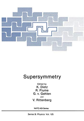 Supersymmetry (Nato Science Series B:)