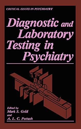 9780306420542: Diagnostic and Laboratory Testing in Psychiatry