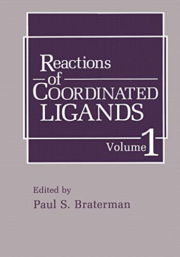 9780306422010: Reactions of Coordinated Ligands, Vol. 1