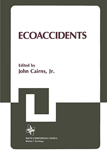 9780306422232: Ecoaccidents (Nato Conference Series)