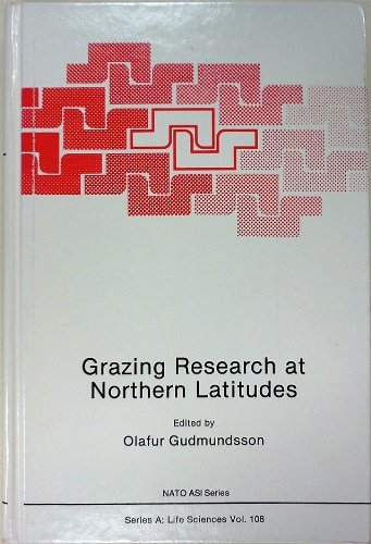 9780306422805: Grazing Research at Northern Latitudes