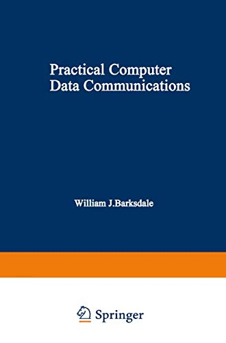 9780306423239: Practical Computer Data Communications (Applications of Communications Theory)