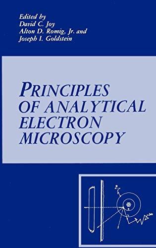 9780306423871: Principles of Analytical Electron Microscopy