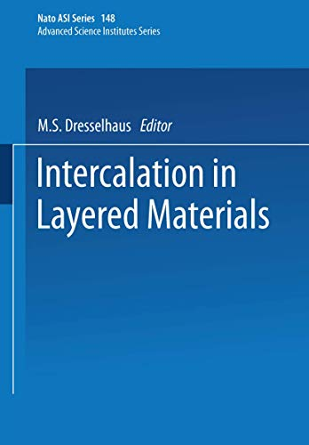9780306424830: Intercalation in Layered Materials (Nato Science Series B:)