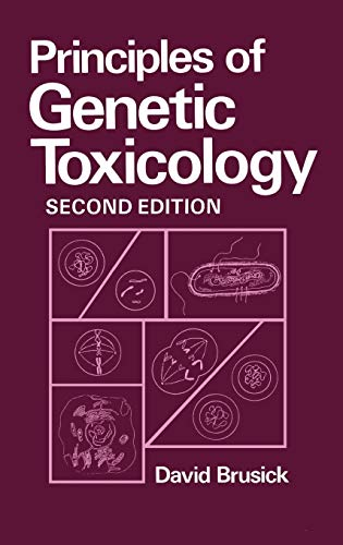 9780306425325: Principles of Genetic Toxicology