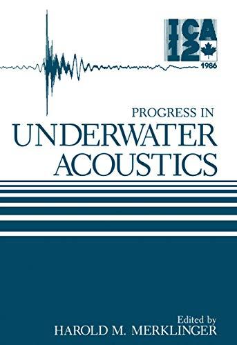 9780306425523: Progress in Underwater Acoustics