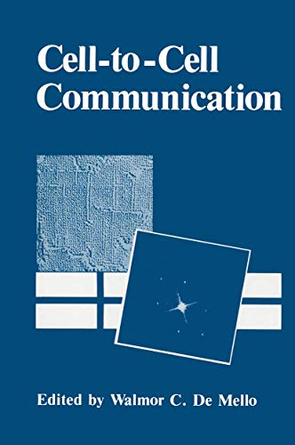 9780306426230: Cell-to-Cell Communication