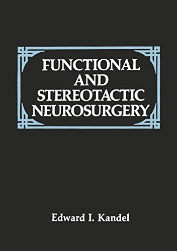 9780306427015: Functional and Stereotactic Neurosurgery