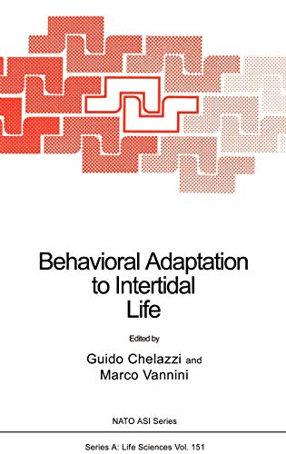Behavioral Adaptation to Intertidal Life: Guido Chelazzi
