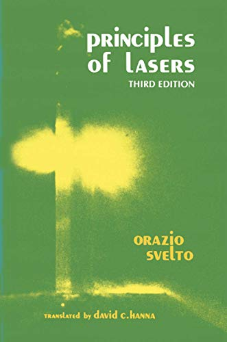 9780306429675: Principles of Lasers