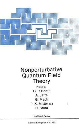 9780306430275: Nonperturbative Quantum Field Theory (Nato Science Series B:)