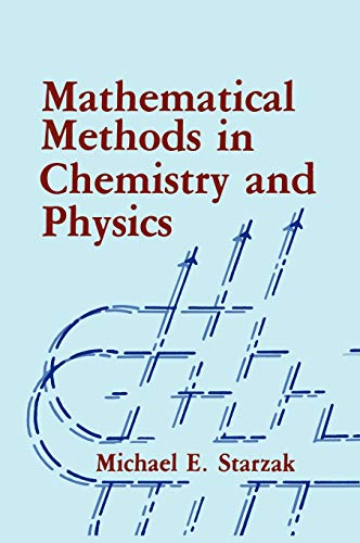 9780306430664: Mathematical Methods in Chemistry and Physics