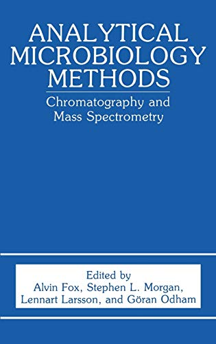 Analytical Microbiology Methods: Chromatography and Mass Spectrometry