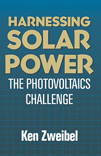 9780306435645: Harnessing Solar Power: The Photovoltaics Challenge