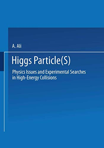 9780306435898: Higgs Particle(s): Physics Issues and Experimental Searches in High-Energy Collisions (Ettore Majorana International Science Series)
