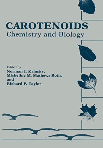 9780306436079: Carotenoids: Chemistry and Biology