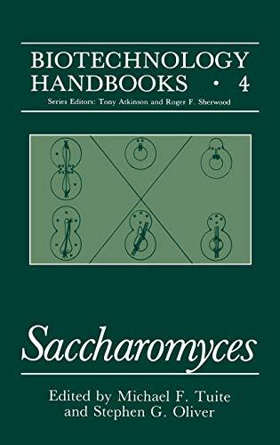 Saccharomyces Biotechnology Handbooks