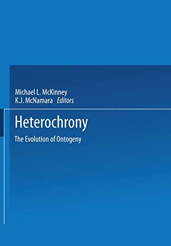 9780306436383: Heterochrony: The Evolution of Ontogeny