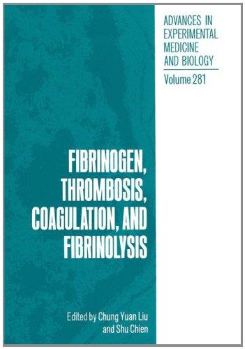 9780306437267: Fibrinogen, Thrombosis, Coagulation and Fibrinolysis (Advances in Experimental Medicine & Biology)