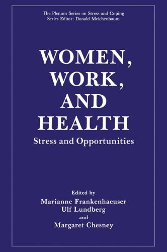 9780306437809: Women, Work, and Health: Stress and Opportunities