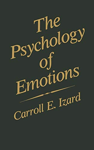 9780306438653: The Psychology of Emotions (Emotions, Personality, and Psychotherapy)