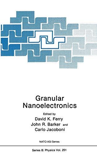 Granular Nanoelectronics (Nato Science Series B:)