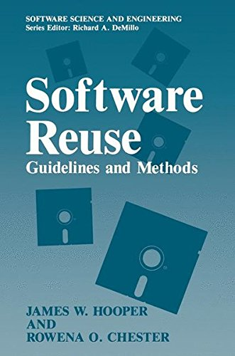 9780306439186: Software Reuse: Guidelines and Methods (Software Science and Engineering)
