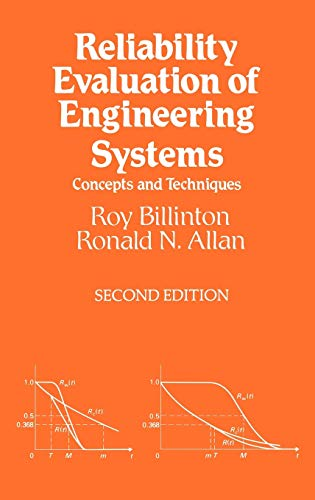 9780306440632: Reliability Evaluation of Engineering Systems: Concepts and Techniques