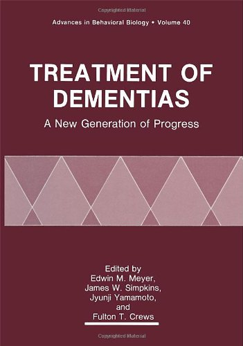 Treatment of Dementias: A New Generation of
