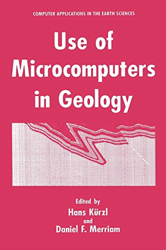 9780306443107: Use of Microcomputers in Geology (Computer Applications in the Earth Sciences)
