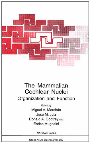 9780306444067: The Mammalian Cochlear Nuclei: Organisation and Function (Nato Science Series: A:)