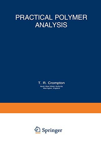 Practical Polymer Analysis: T.R. Crompton