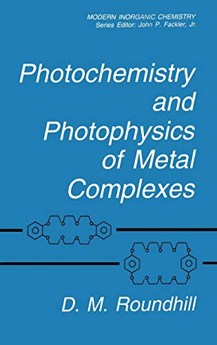 9780306446948: Photochemistry and Photophysics of Metal Complexes (Modern Inorganic Chemistry)