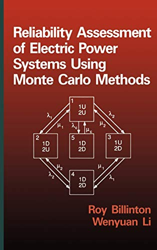9780306447815: Reliability Assessment of Electric Power Systems Using Monte Carlo Methods (Physics of Solids and Liquids)