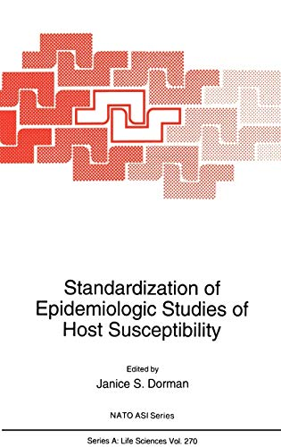 Standardization of Epidemiologic Studies of Host Susceptibility Nato Science Series A closed