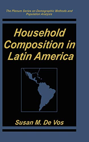 Household Composition in Latin America (The Springer: Susan M. De