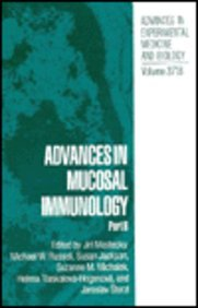 9780306450129: Advances in Mucosal Immunology (Advances in Experimental Medicine and Biology, Volumes 371A & 371B)