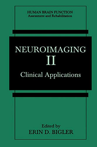 Neuroimaging II (Human Brain Function: Assessment and
