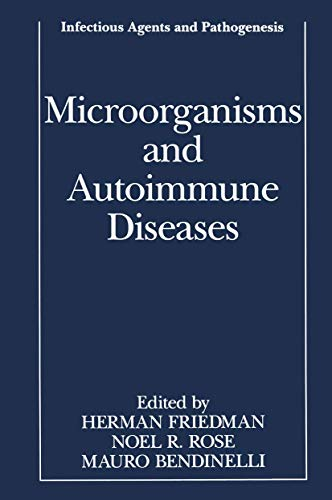 Microorganisms and Autoimmune Diseases (Infectious Agents and