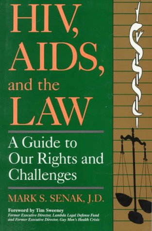 9780306452697: Hiv, Aids, And The Law