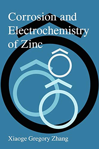 9780306453342: Corrosion and Electrochemistry of Zinc