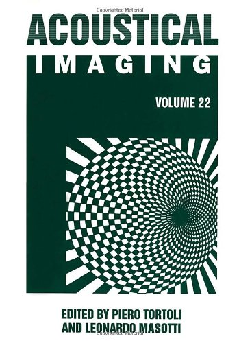 9780306453649: Acoustical Imaging 22