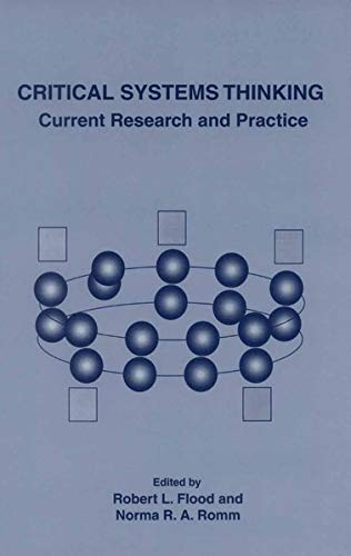 9780306454516: Critical Systems Thinking: Current Research and Practice