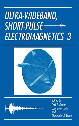 9780306455933: Ultra-Wideband, Short-Pulse Electromagnetics 3