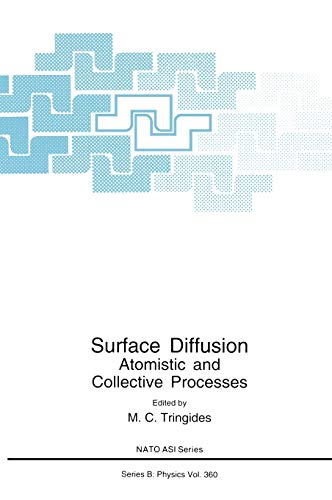 9780306456138: Surface Diffusion: Atomistic and Collective Processes (Nato Science Series B:)